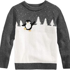 Holiday Arcade Boys or Girls Penguin Sweater